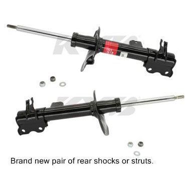 Nissan X-Trail Shock and Strut Set