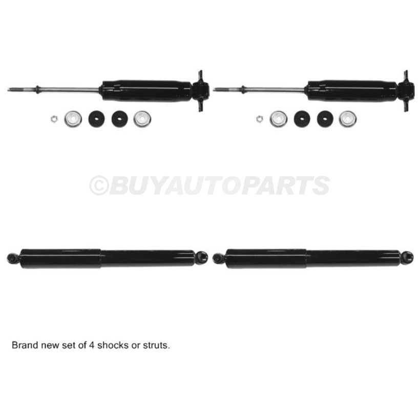 Shock and Strut Set 75-83011 4N