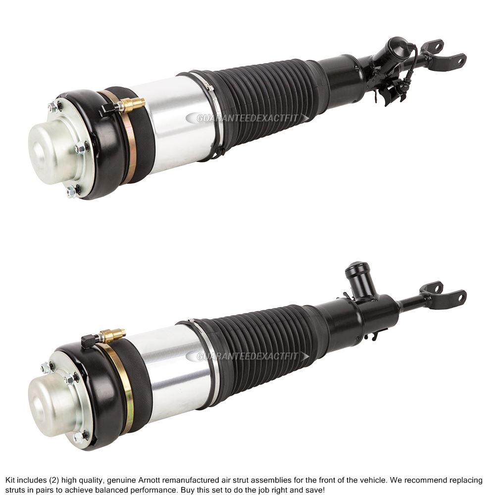 2005 Audi S6 Shock and Strut Set