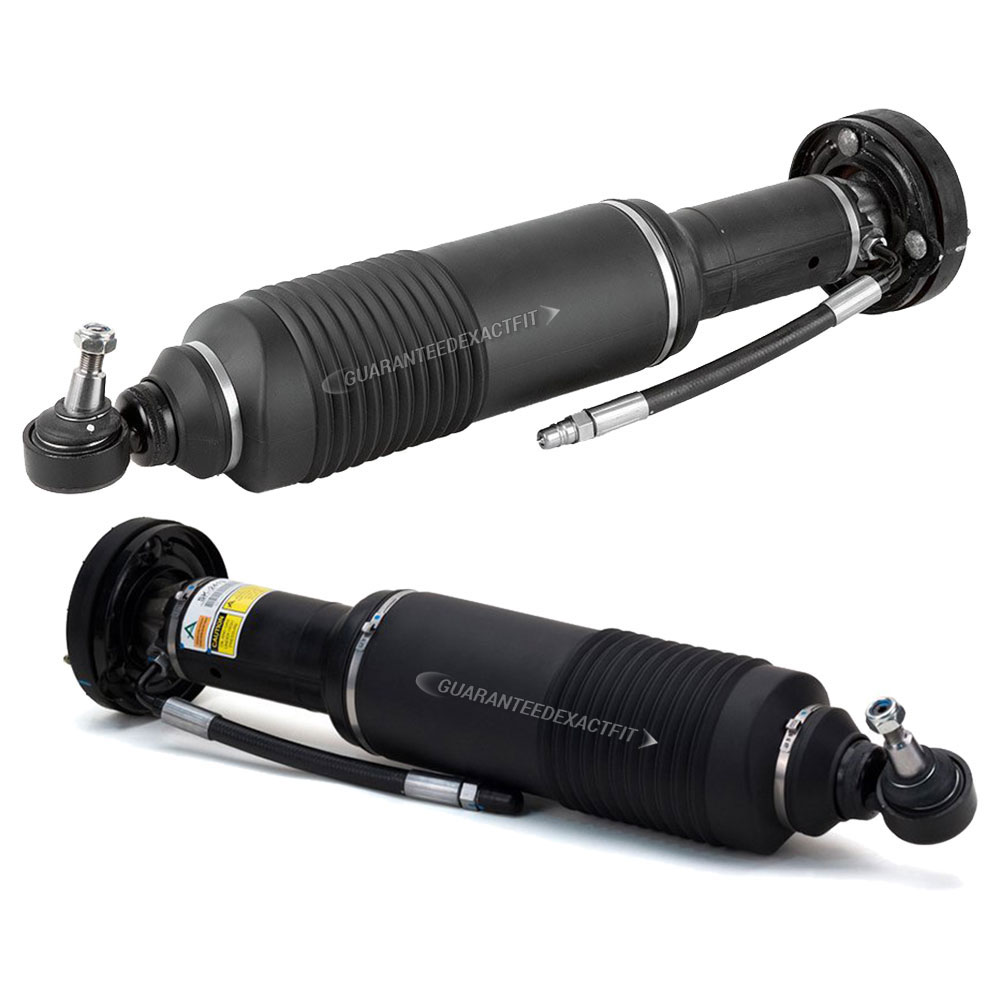 Mercedes benz sl500 shock and strut set parts view online for Mercedes benz sl500 parts