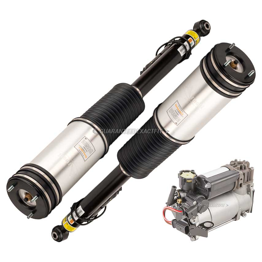 2001 mercedes benz s430 shock and strut set with airmatic for 2001 mercedes benz s430 parts