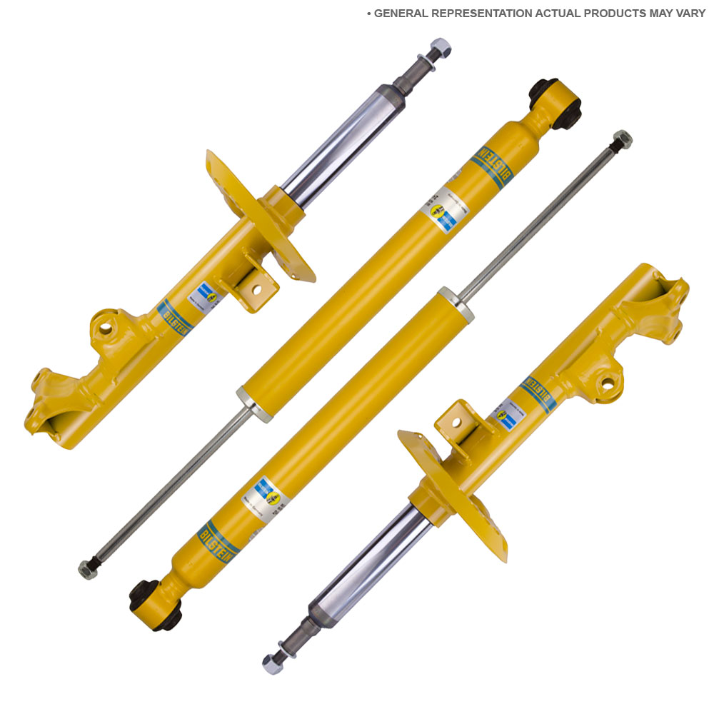 Audi Cabriolet Shock and Strut Set