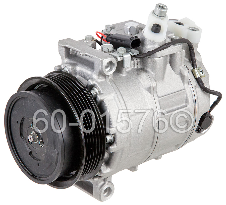 Mercedes_Benz E63 AMG New xSTOREx Compressor w Clutch
