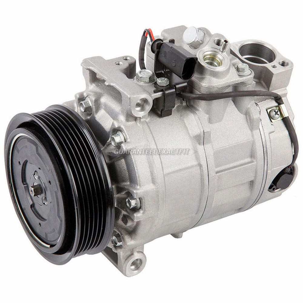 Audi A6 New xSTOREx Compressor w Clutch