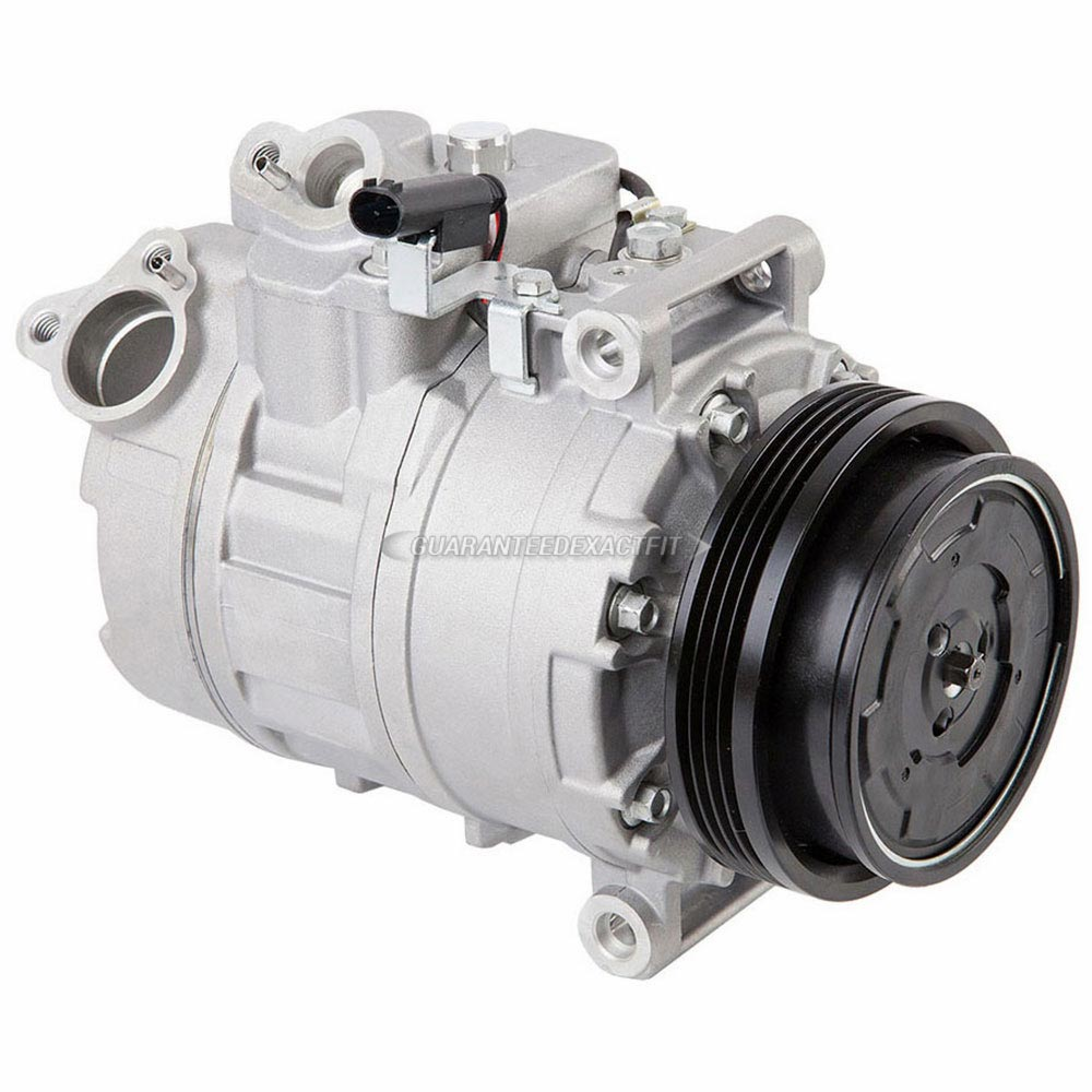 BMW 760 New xSTOREx Compressor w Clutch