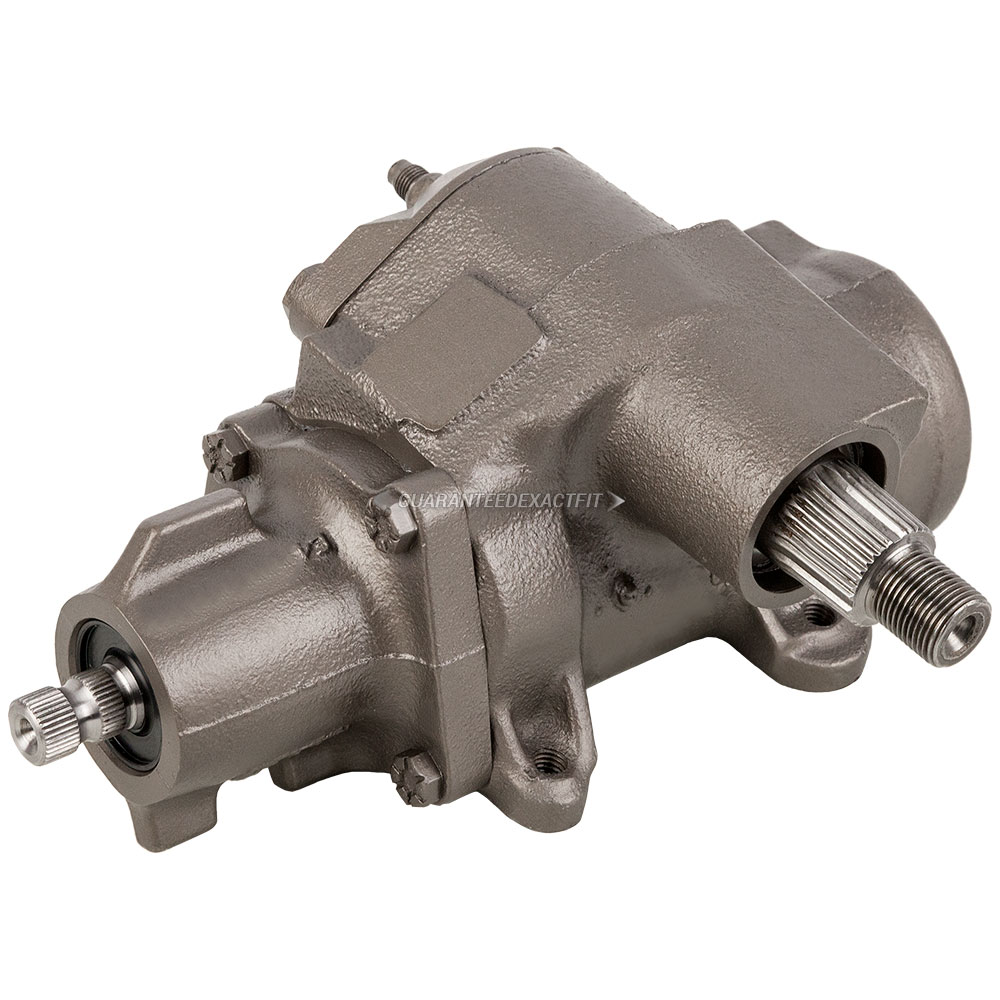 Power Steering Gear Boxes Remanufactured For Ford E Series Van. Power Steering Gear Box. Ford. 2006 Ford Ranger Steering Diagrams At Scoala.co