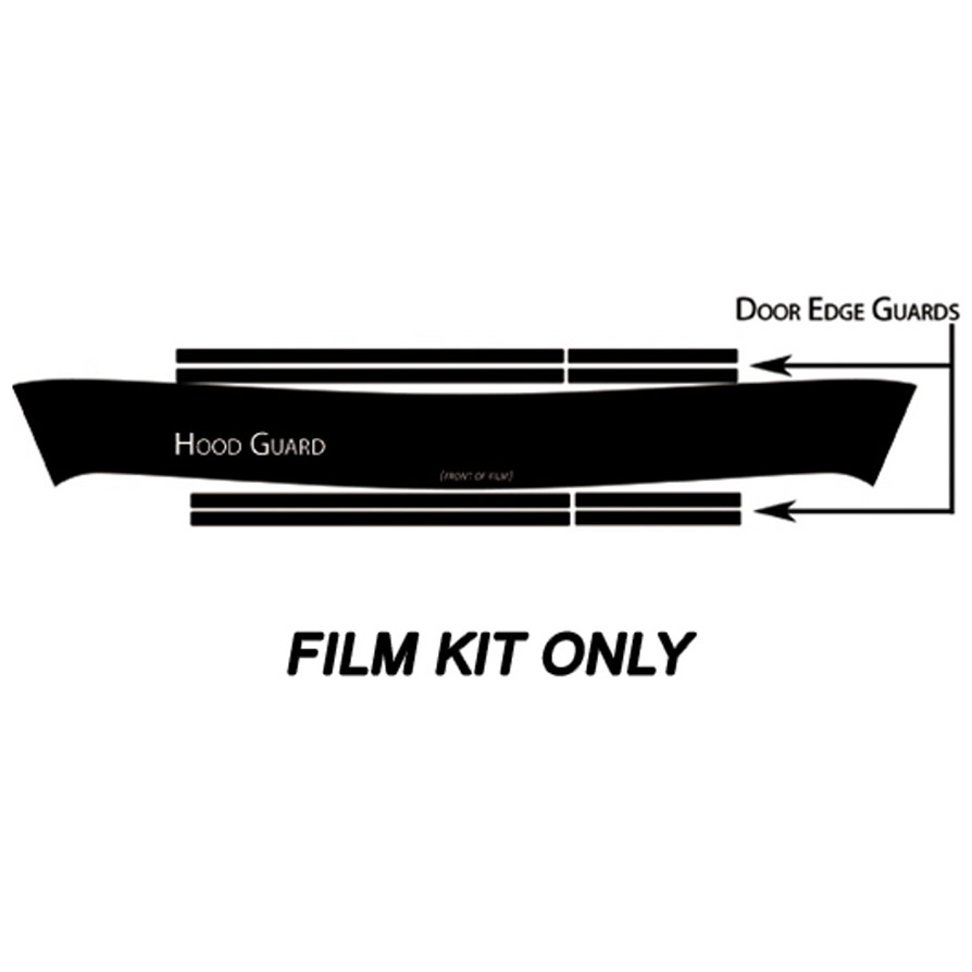 Dodge Pick-up Truck Vinyl Protection Film