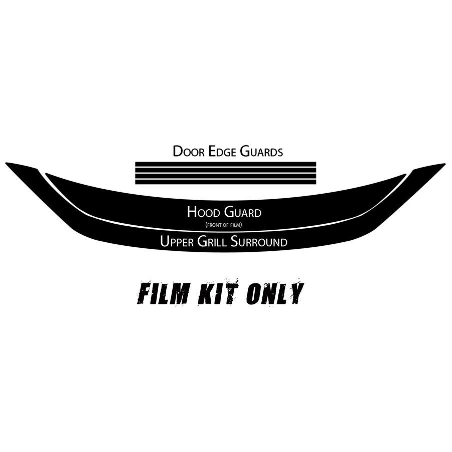 Dodge Dart Vinyl Protection Film