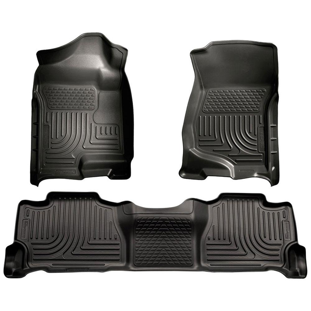 Cadillac Escalade 3rd Row Seats: 2nd Row Bench Seats (including 60/40 Split Bench