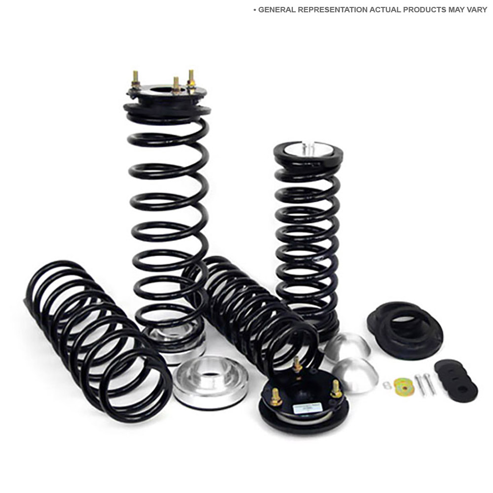 Mercedes Benz S320 Coil Spring Conversion Kit
