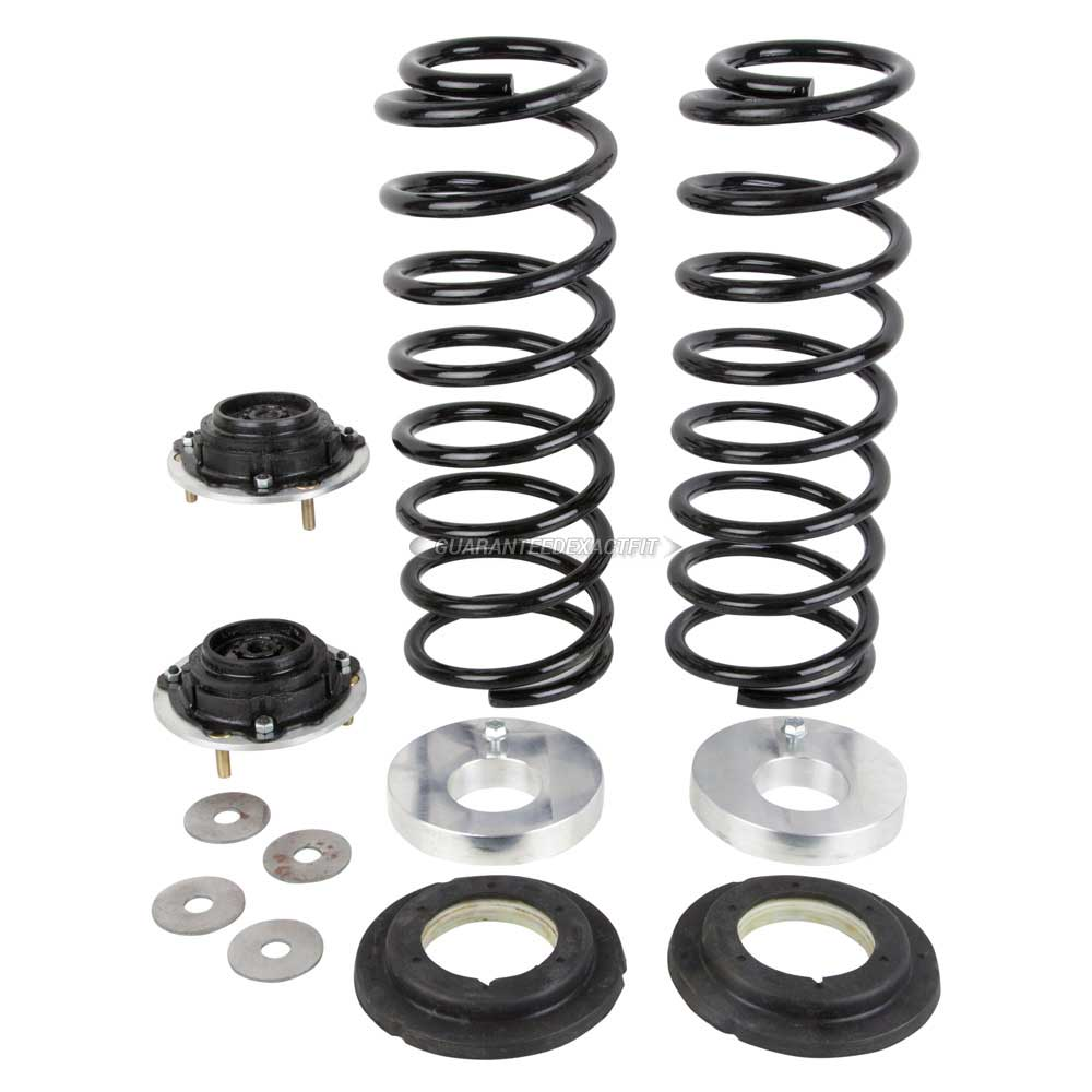 Land Rover Range Rover Evoque Coil Spring Conversion Kit