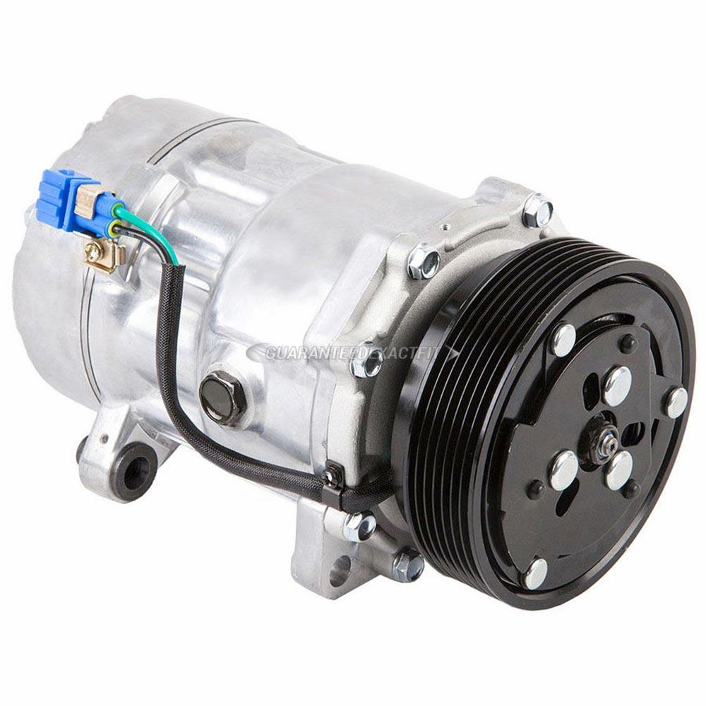 Volkswagen Jetta New xSTOREx Compressor w Clutch