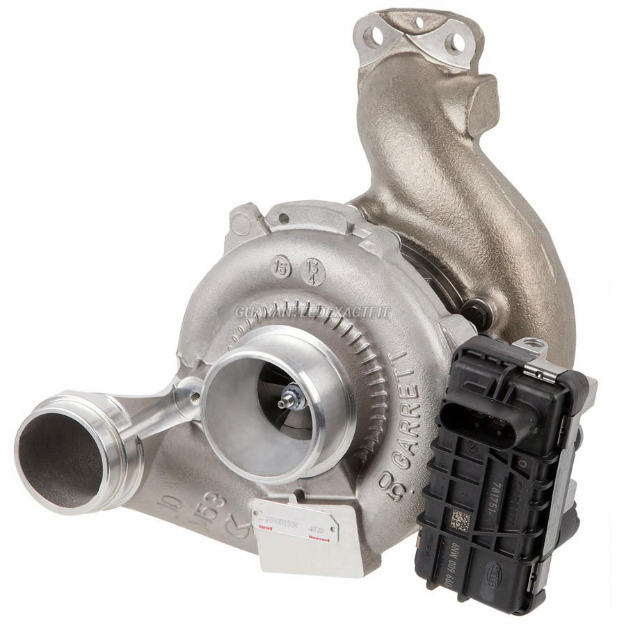 New Genuine OEM Garrett Turbo Turbocharger For Dodge