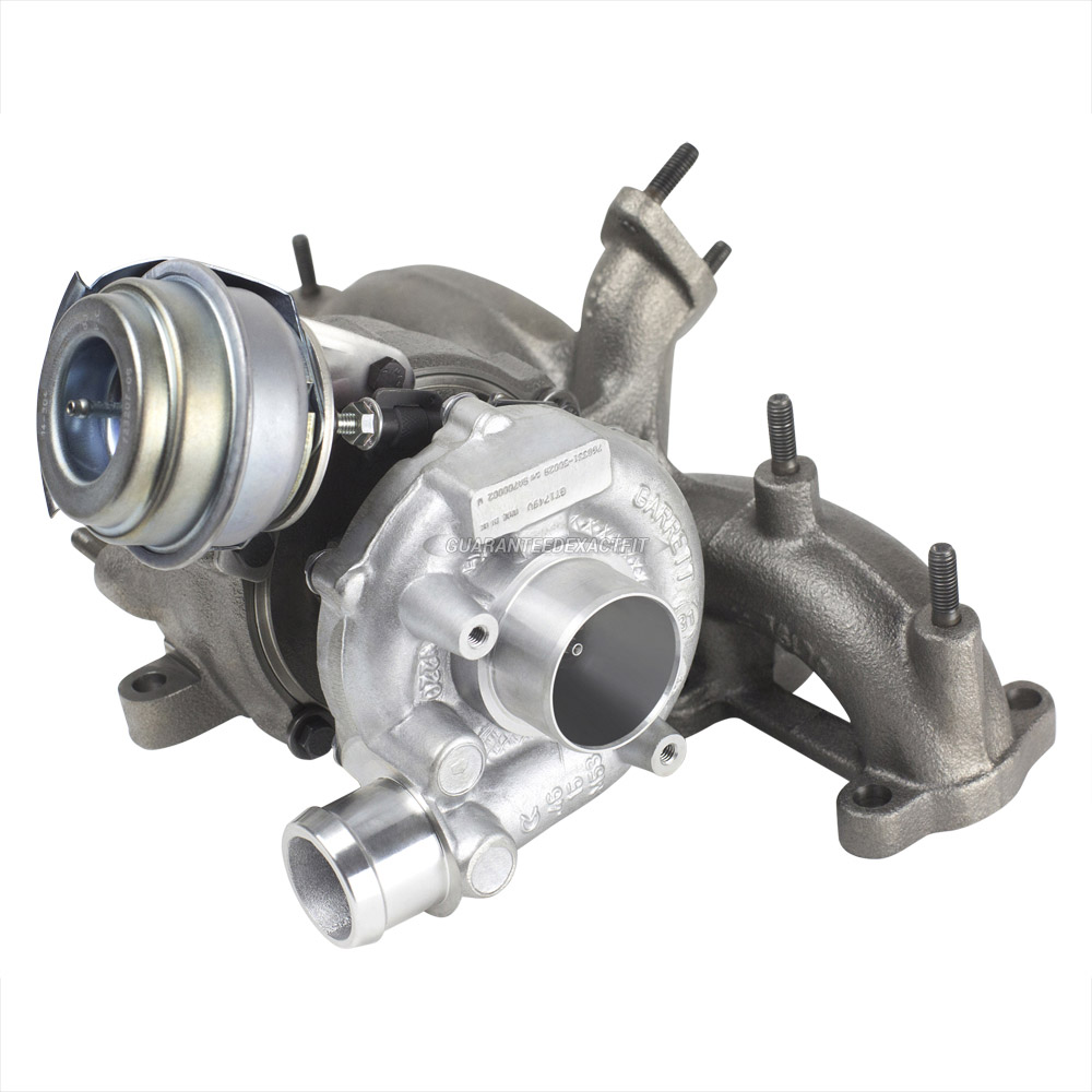 1969 Vw Bug Engine Rebuild Kit: 2003 Volkswagen Jetta Turbocharger 1.9L Diesel Engine 40