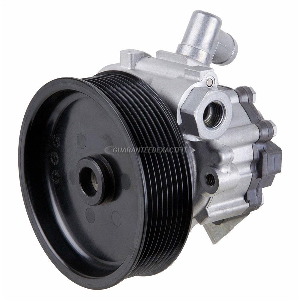 Mercedes benz ml320 power steering pump parts view online for Mercedes benz ml320 power steering pump