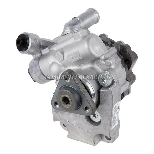 BMW 550 Power Steering Pump