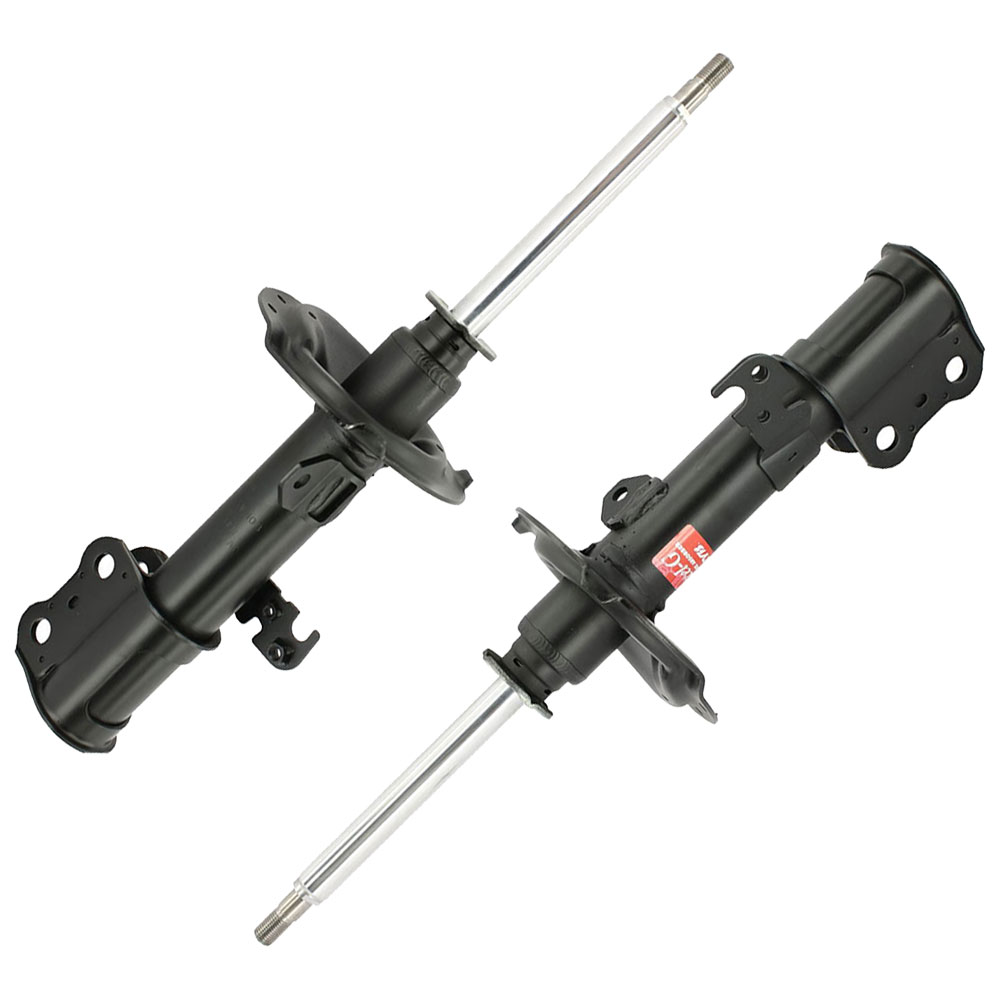 Toyota Celica 1990 1992 Excel G Shock Absorbers: 2004 Toyota Celica Shock And Strut Set Front