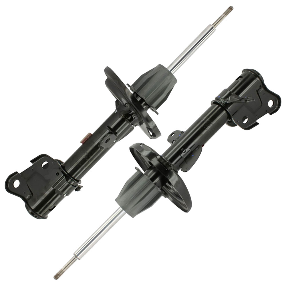 2011 Acura ZDX Shock and Strut Set