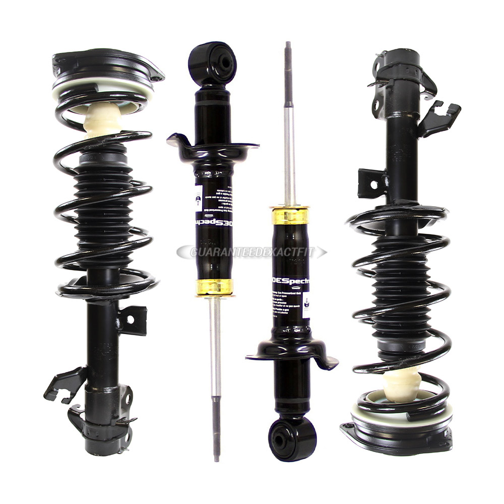 BuyAutoParts 77-69619G5 Shock and Strut Set
