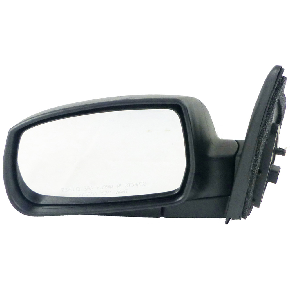 BuyAutoParts 14-12121MJ Side View Mirror