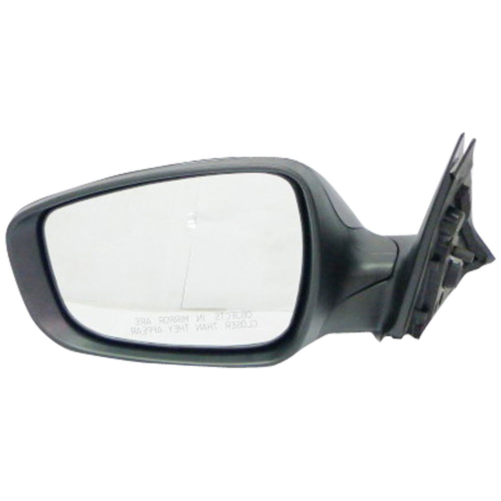 BuyAutoParts 14-12139MI Side View Mirror