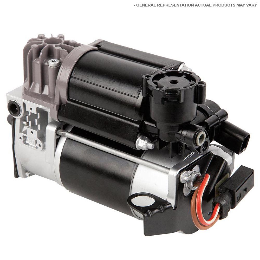 Chevrolet avalanche suspension compressor