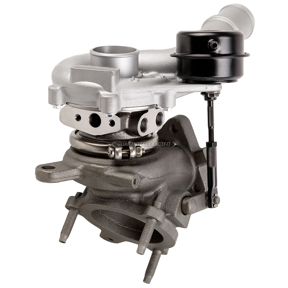 BuyAutoParts 40-31128R Turbocharger