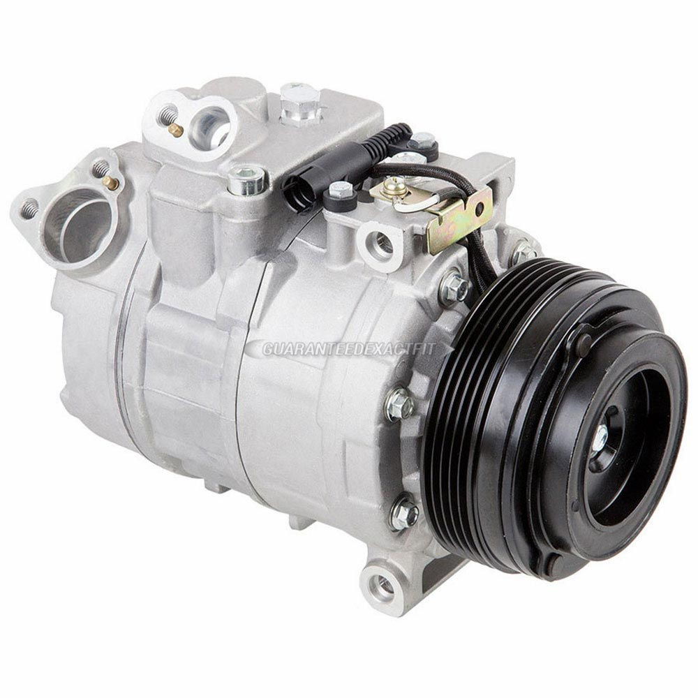 BMW 325 New xSTOREx Compressor w Clutch