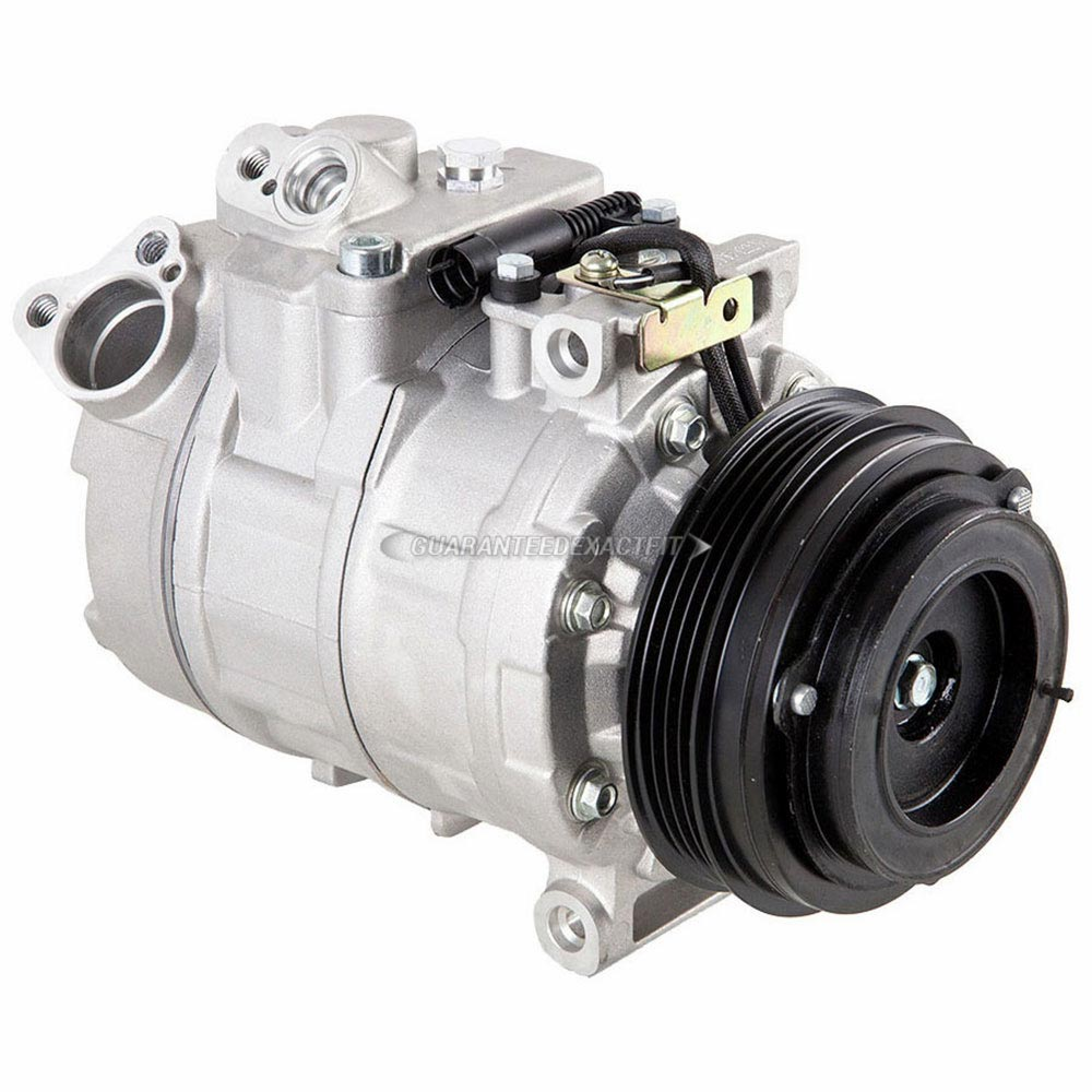 BMW X3 AC Compressor