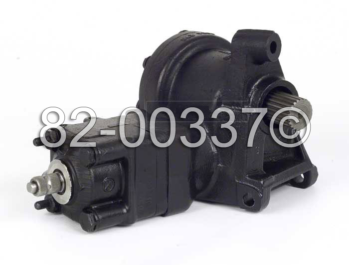 BMW 540 Power Steering Gear Box