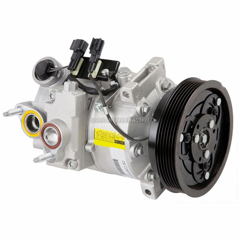 1997 Volvo S90 Transmission: 2007 Volvo XC90 A/C Compressor And Components Kit 3.2L