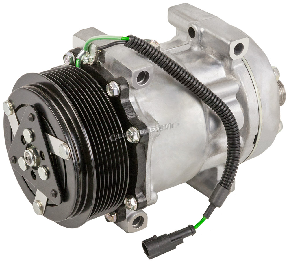 Case  AC Compressor
