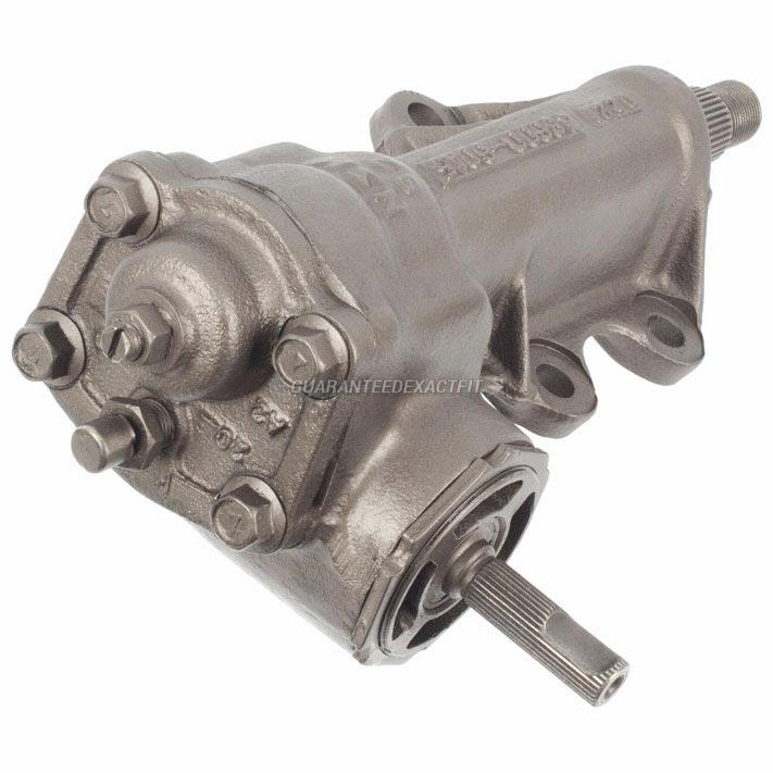 Chevrolet Tracker Manual Steering Gear Box