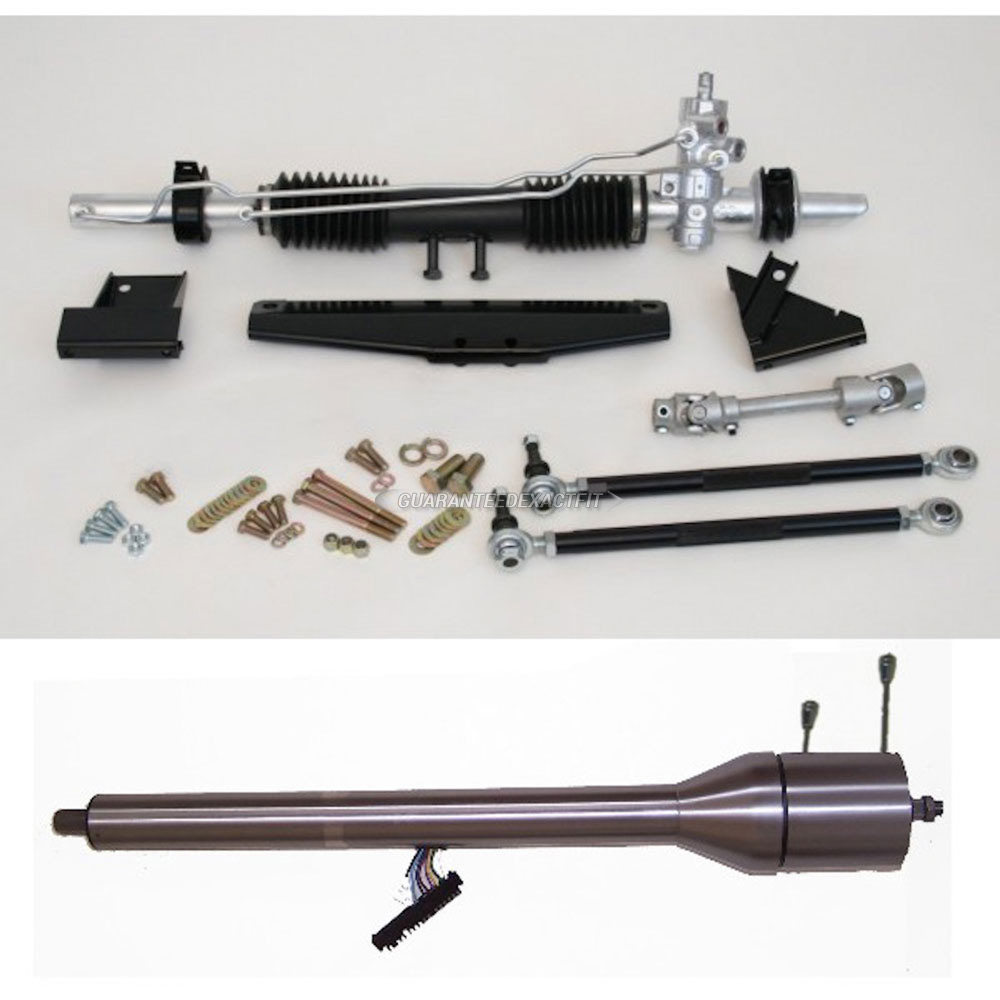 Specialty and Performance  Steering Rack Conversion Kit