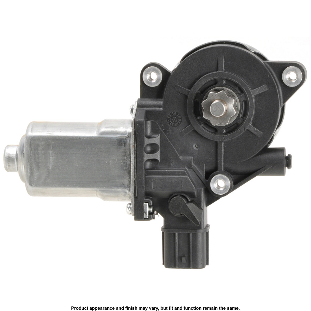2010 Acura MDX Window Motor Only Contains Gear