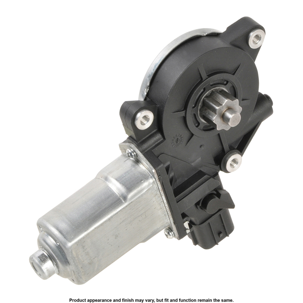 2013 Acura MDX Window Motor Only Contains Gear