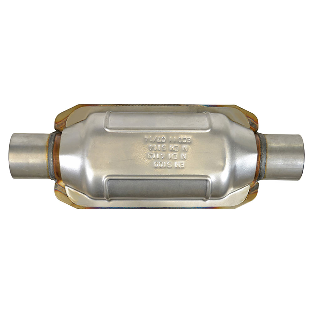 Eastern Catalytic 861021 Catalytic Converter CARB Approved