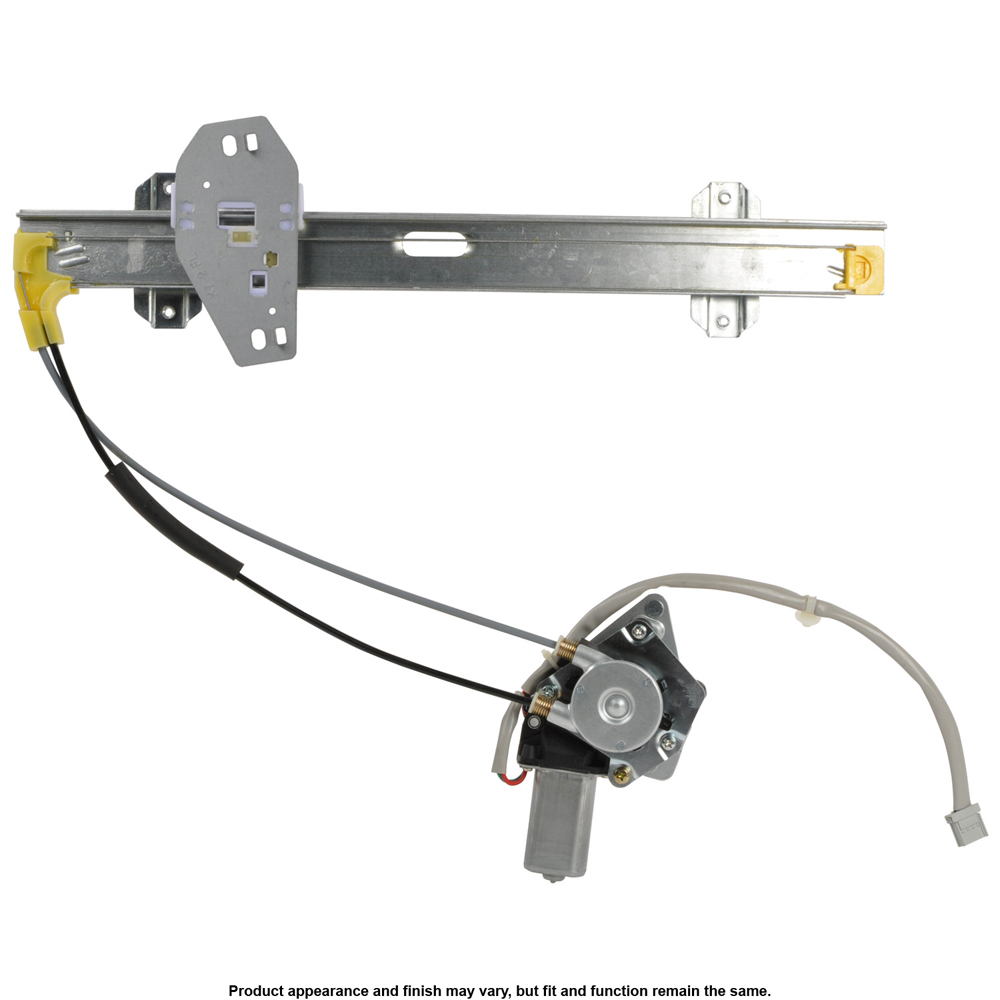 1998 Acura CL Window Regulator with Motor