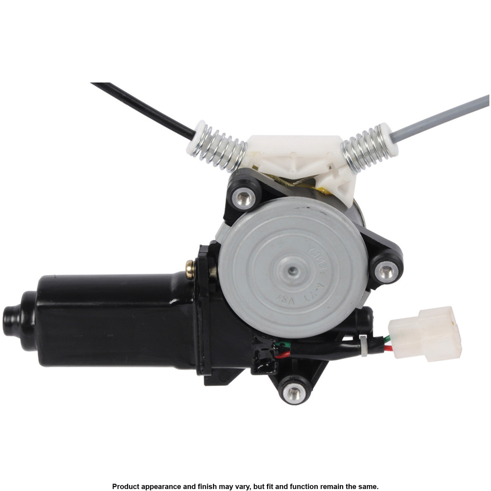 MB517475 Rear Right Power Window Motor and Regulator Assembly For 95-00 Montero