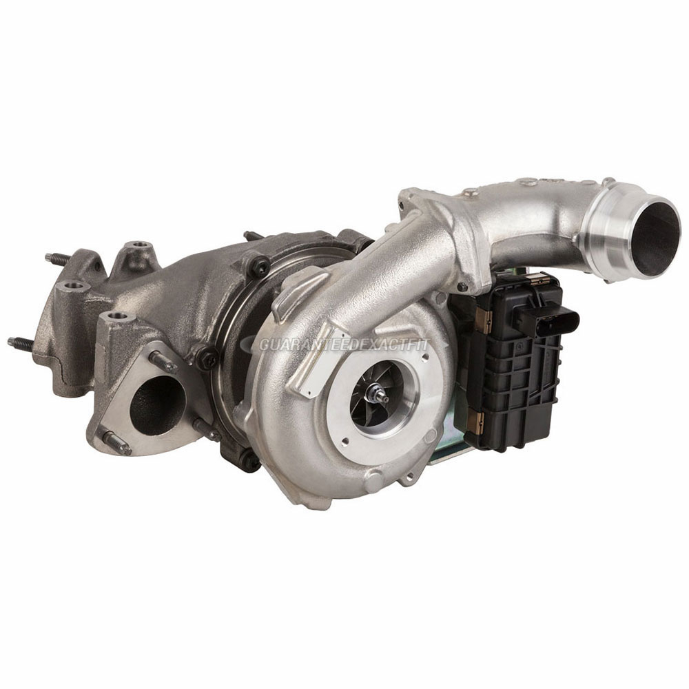 Jeep Grand Cherokee Turbocharger