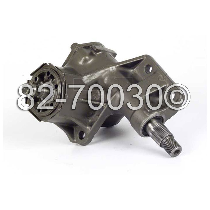 Chrysler 300 Manual Steering Gear Box