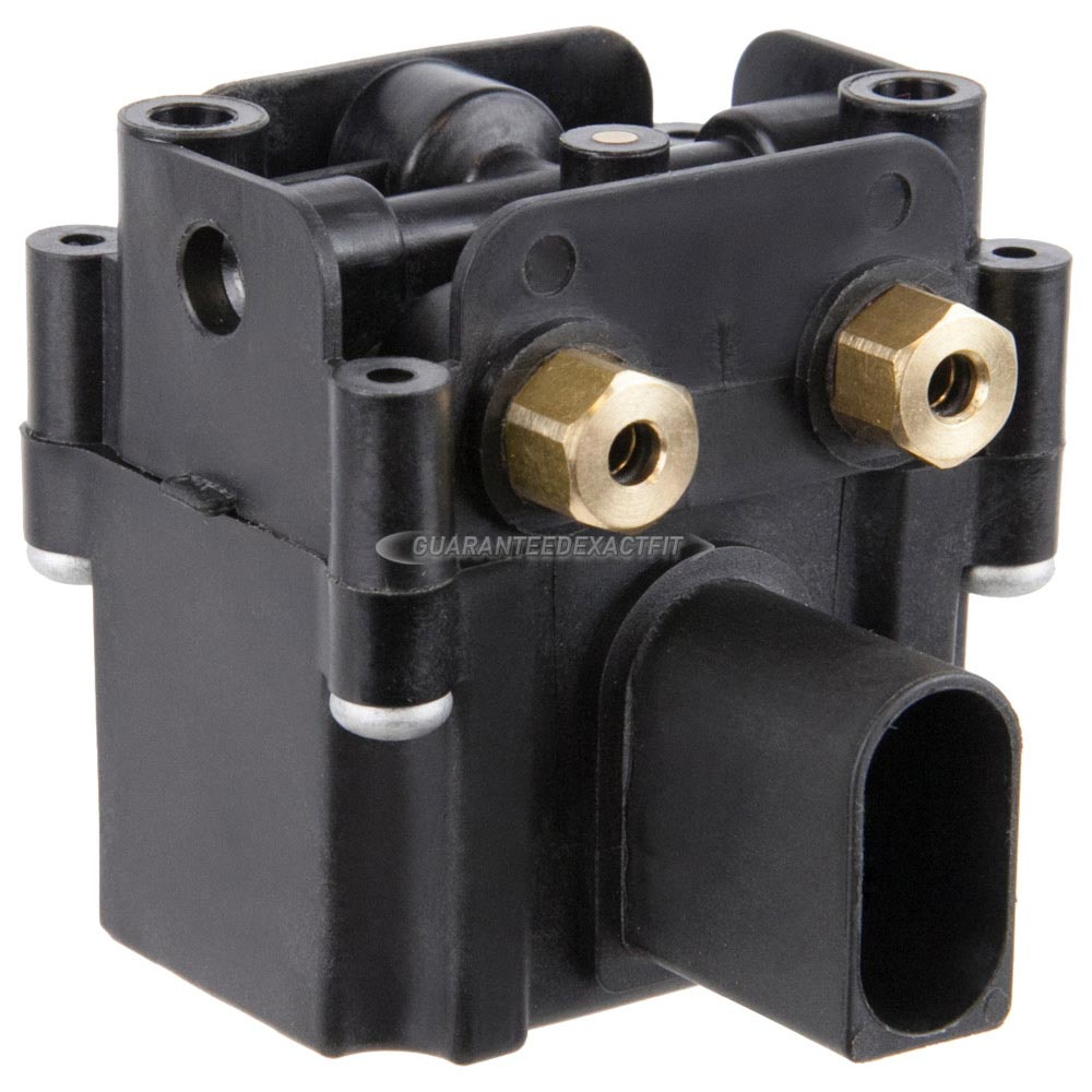 BMW 740Li Air Suspension Solenoid Valve Unit