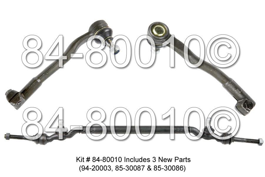 BMW 750iL Steering Linkage Kit