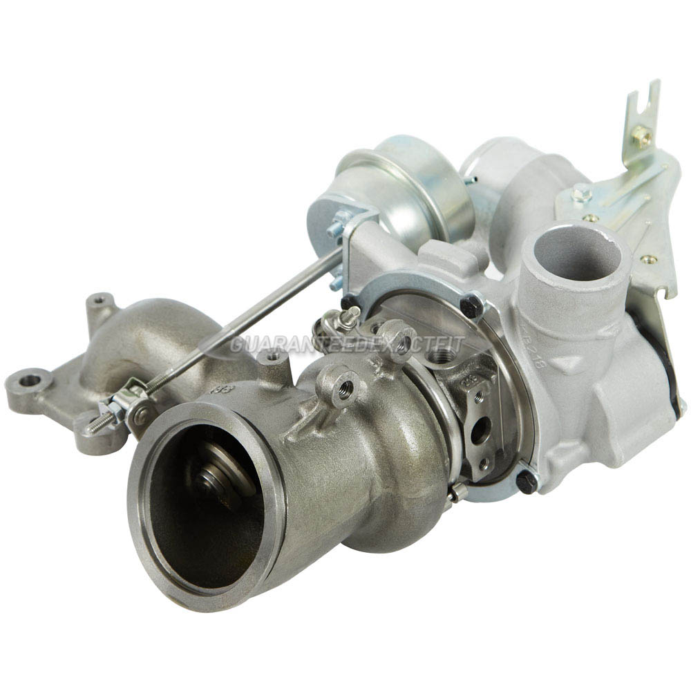 Stigan 847-1536 Turbocharger