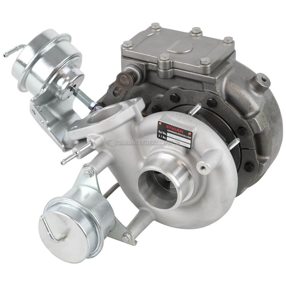 For Acura RDX 2007-2012 Stigan Turbo Turbocharger TCP