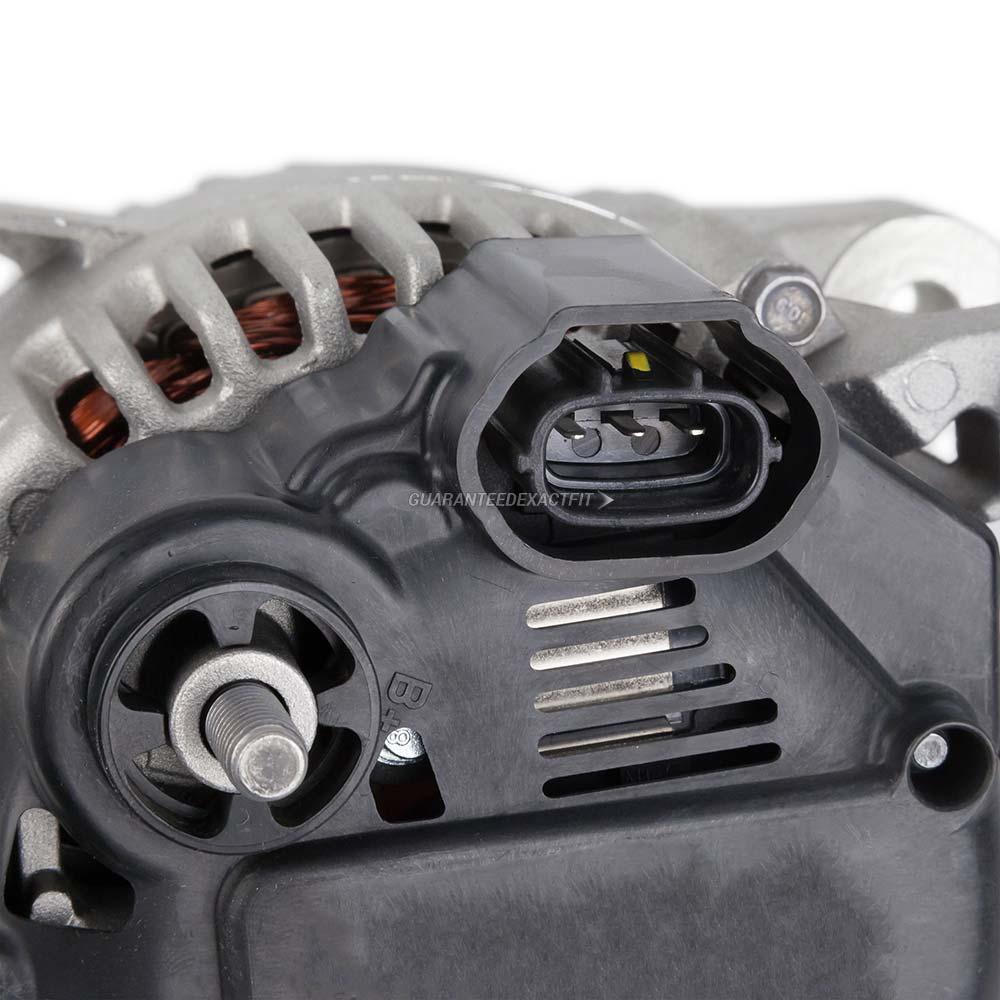 2010 Santa Fe Hyundai: 2010 Hyundai Santa Fe Alternator 2.4L Engine 31-01617 ON