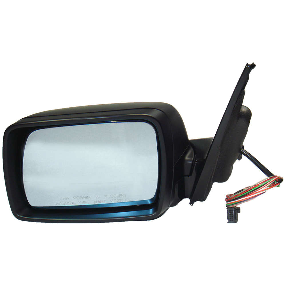 BuyAutoParts 14-12244MI Side View Mirror