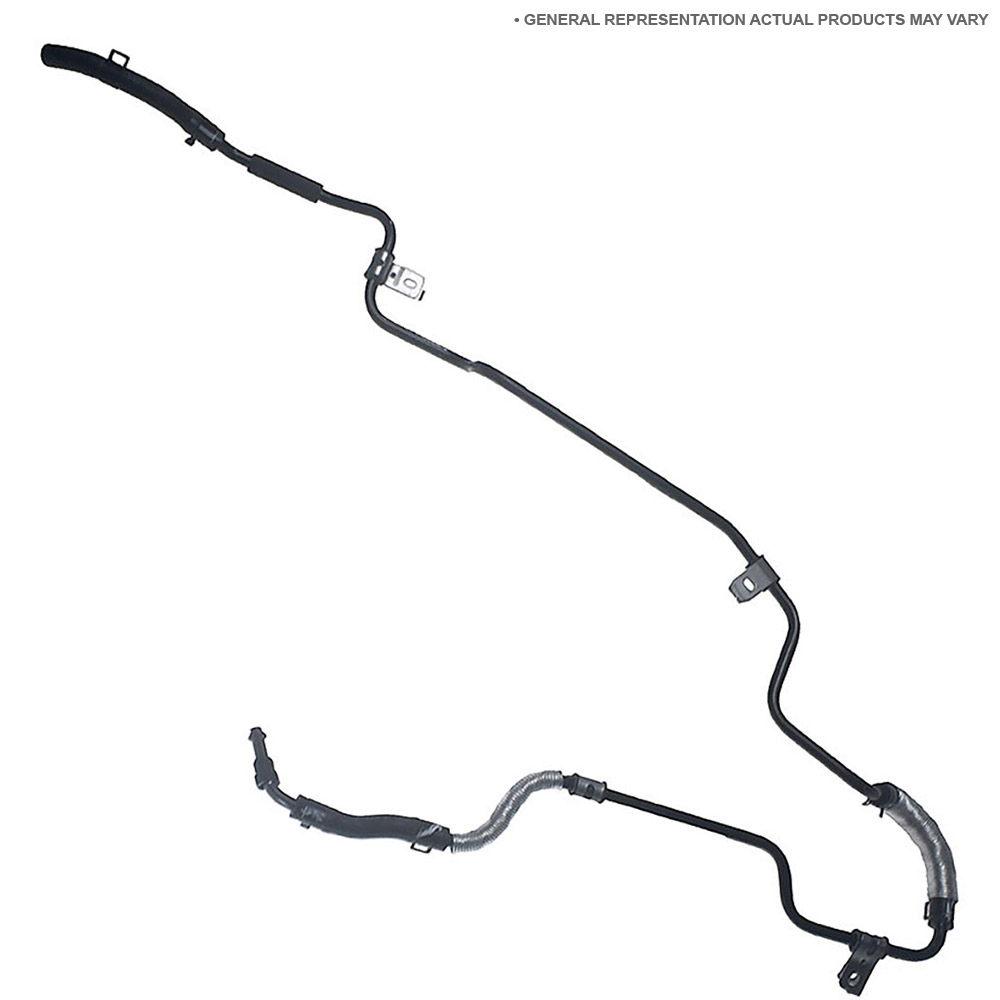 1995 Land Rover Range Rover Return Side Steering Hose