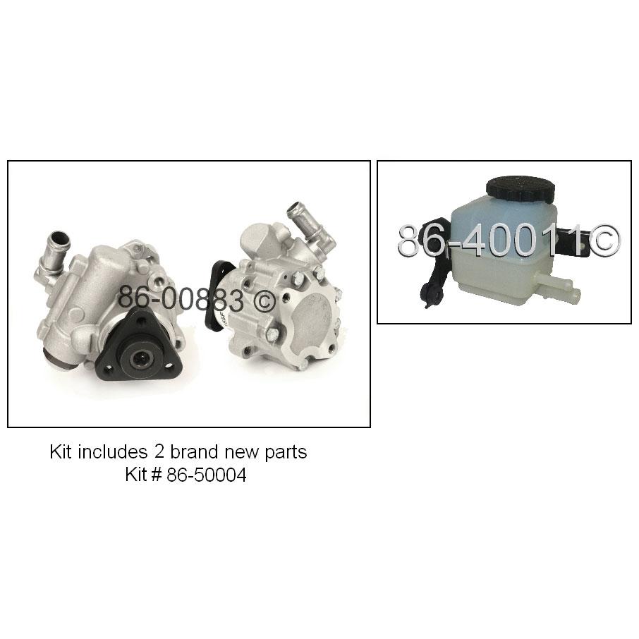 Audi  Power Steering Pump Kit