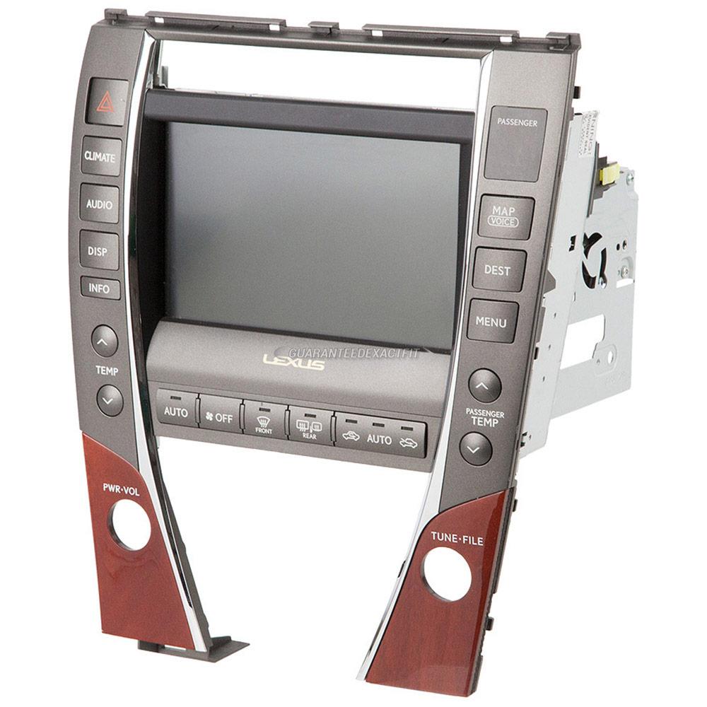 2009 Lexus Gs 460 For Sale: 2009 Lexus ES350 Navigation Unit In-Dash Navigation